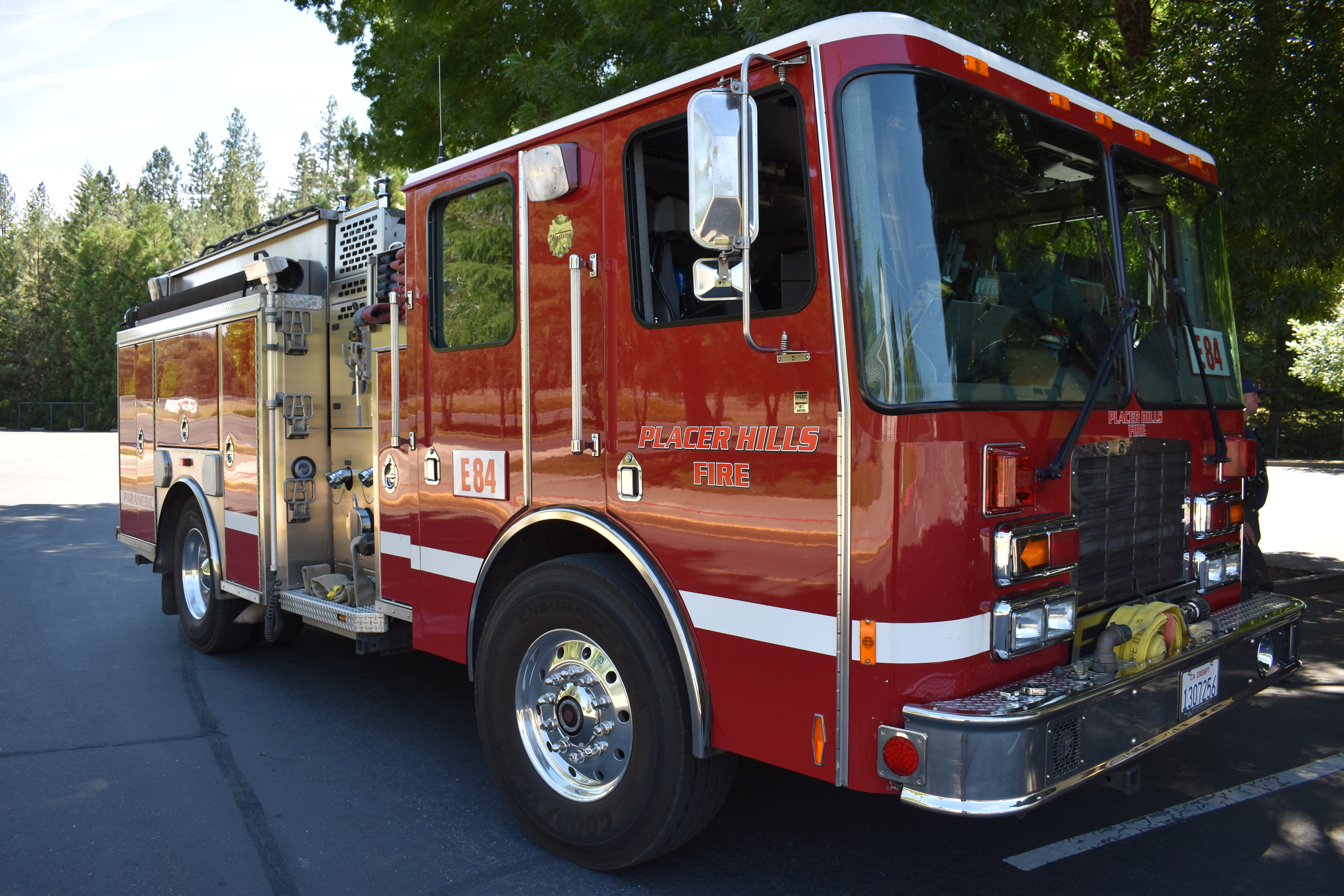 Fire Stations And Apparatus Placer Hills Fire Protection District